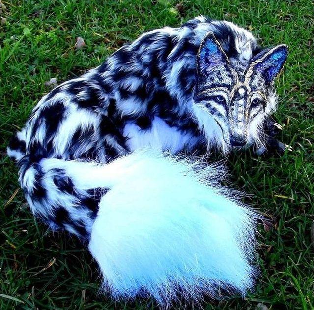 Fantasy Animals By Wood Splitter Lee Cute Fantasy Creatures