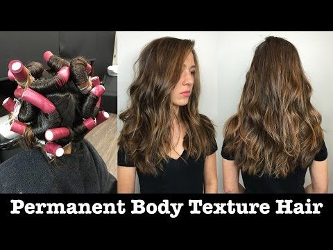 Permanent Beach Waves Tutorial - YouTube | On Locks | Pinterest | Beach waves tutorial, Beach ...