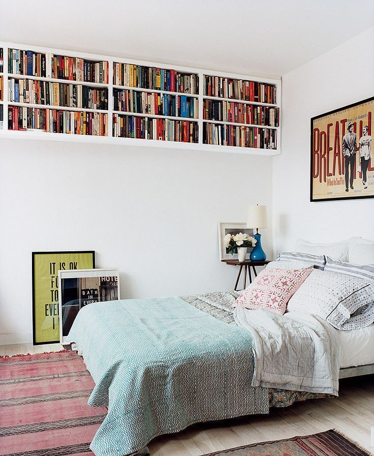 22 Bookshelf Ideas That Will Please Every Type Of Reader Awesome Storage Ideas For Bedrooms Design Decoration
