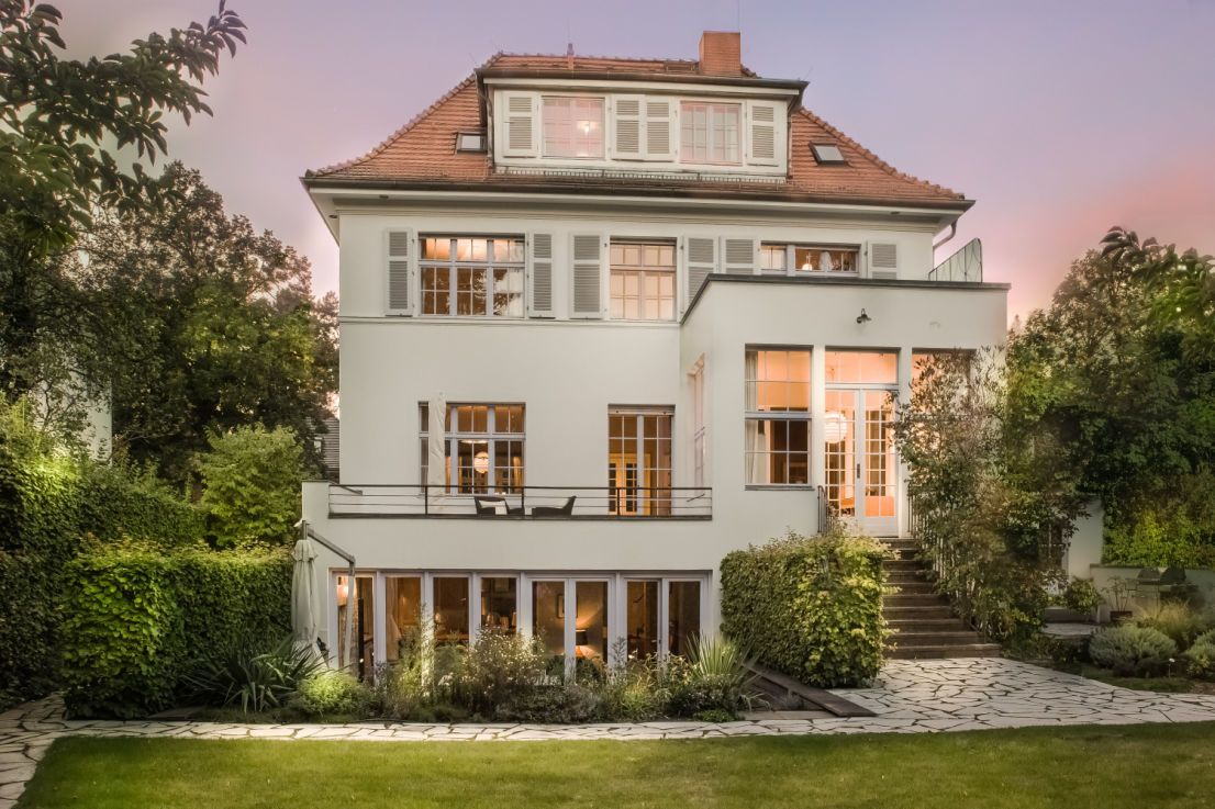Erstklassige Villa In Feinster Dahlemlage Haus Villa Wohnen
