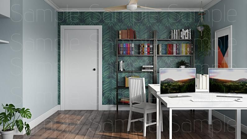 Zoom Backgrounds Backdrop Office Background Microsoft Etsy In 2020 Office Interior Design Modern Office Interior Design Modern Office Design