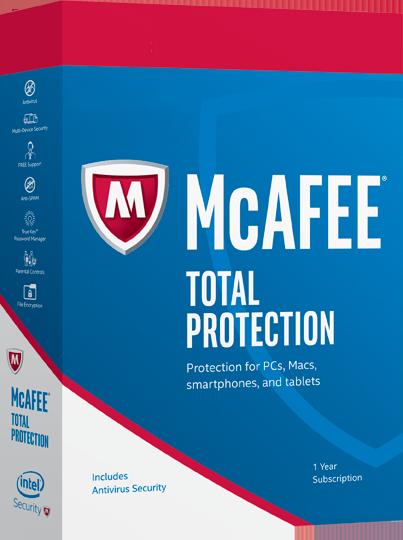 mcafee antivirus free download full version with crack