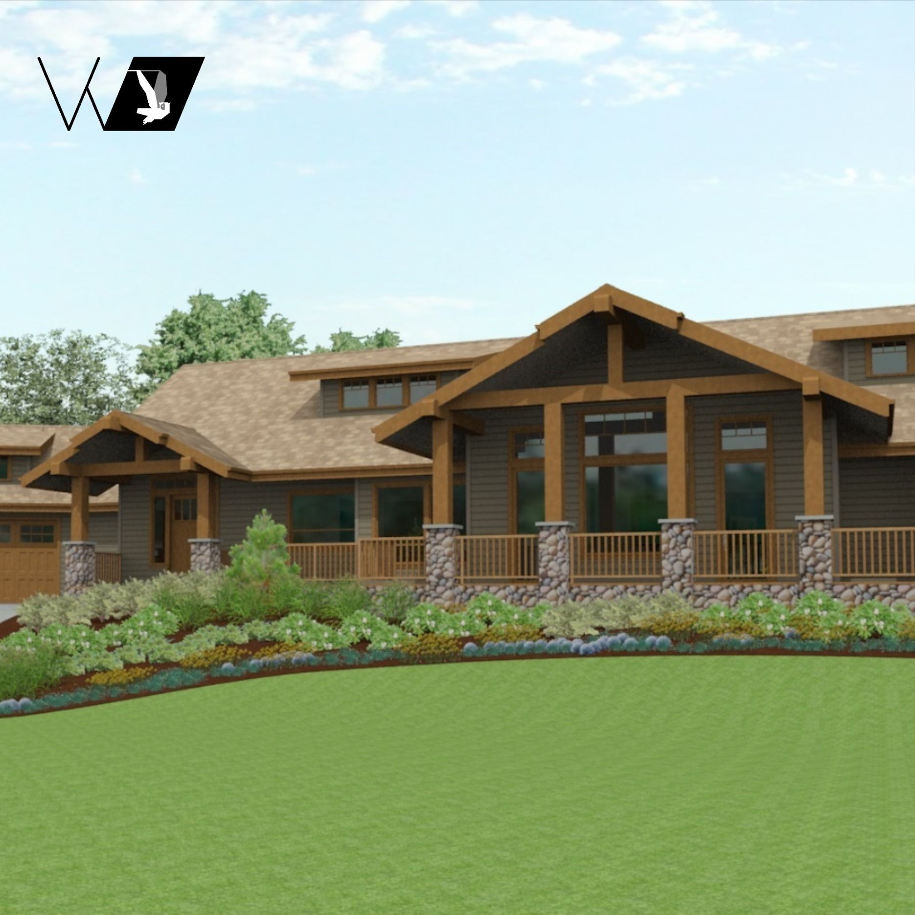 3122and In 2020 Northwest Style Contemporary Style Homes House Styles