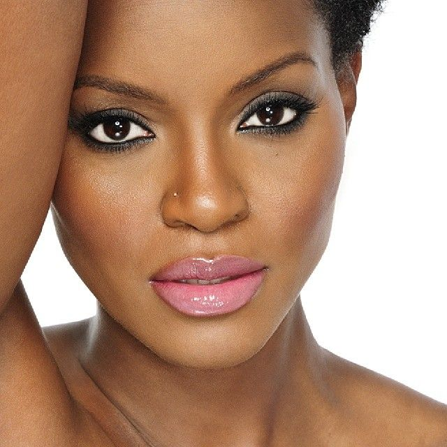 Tomiko Fraser Is Wearing Ugly Girl Cosmetics Lip Gloss In -2259