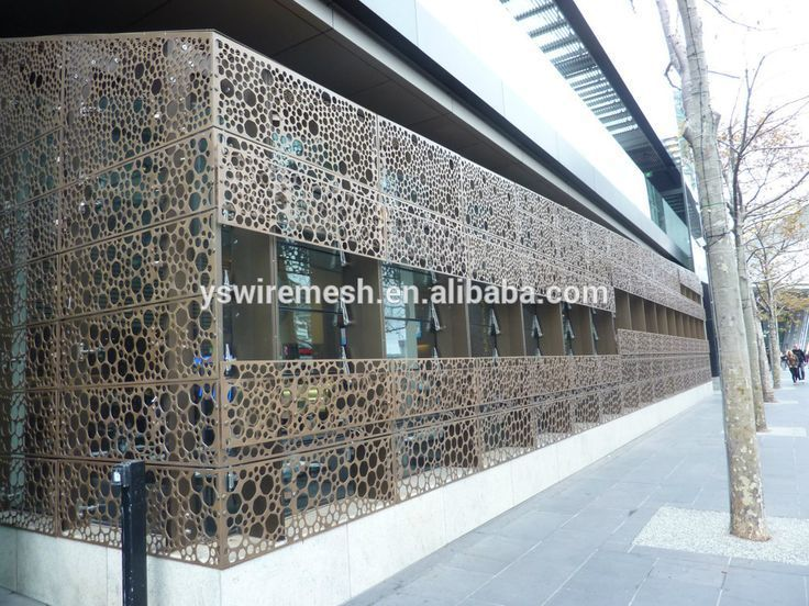 Various Design Of Perforated Wall Panel Slotted Mesh Perforated Metal Decorative Perforated Metal Screen Buy Perfor Metal Screen Perforated Metal Wall Design