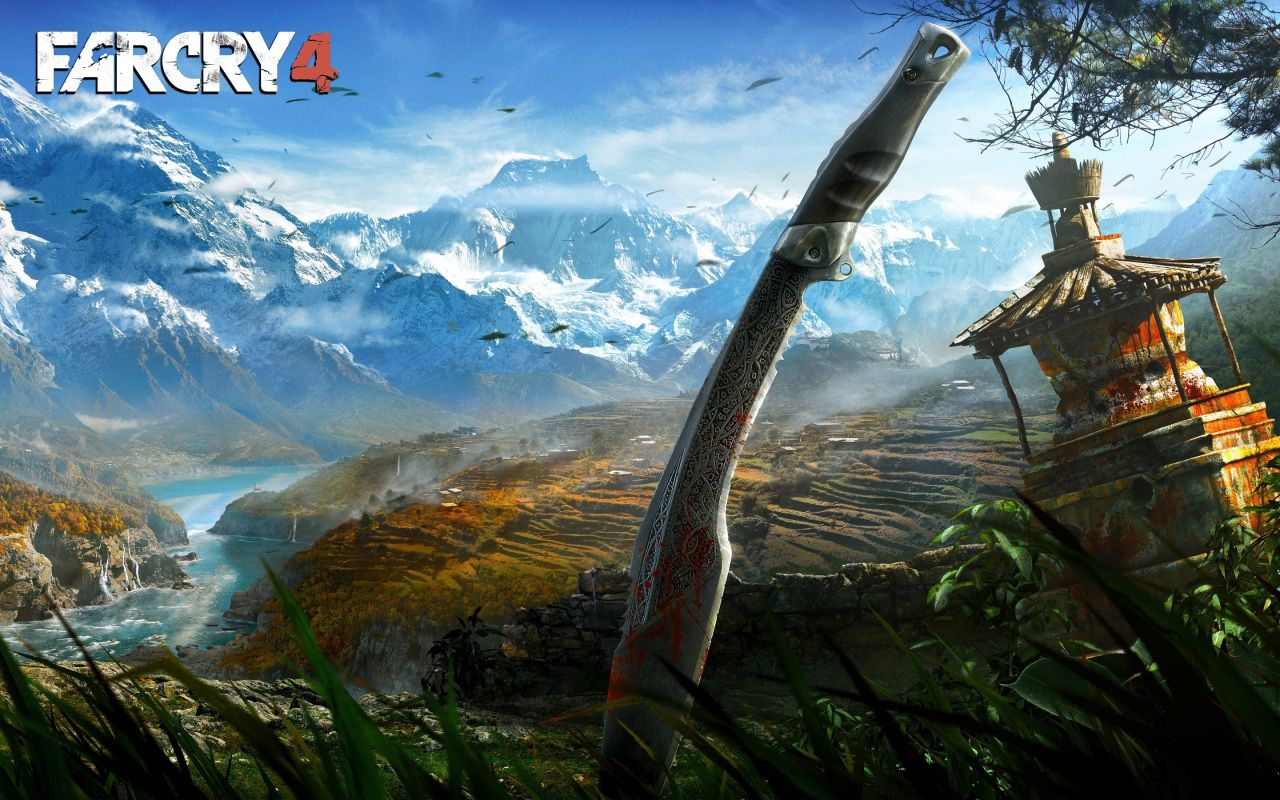 Far Cry 4 Himalayas Wallpapers Hd 1080p 1080p Mundo Dos Games