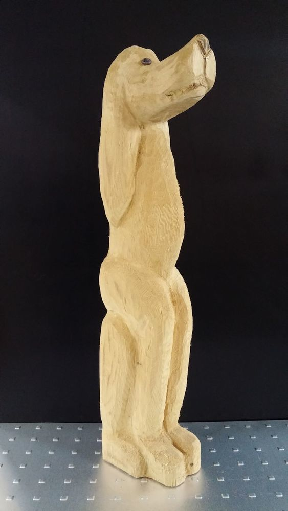 Kettensäge schnitzereien figuren skulpturen und