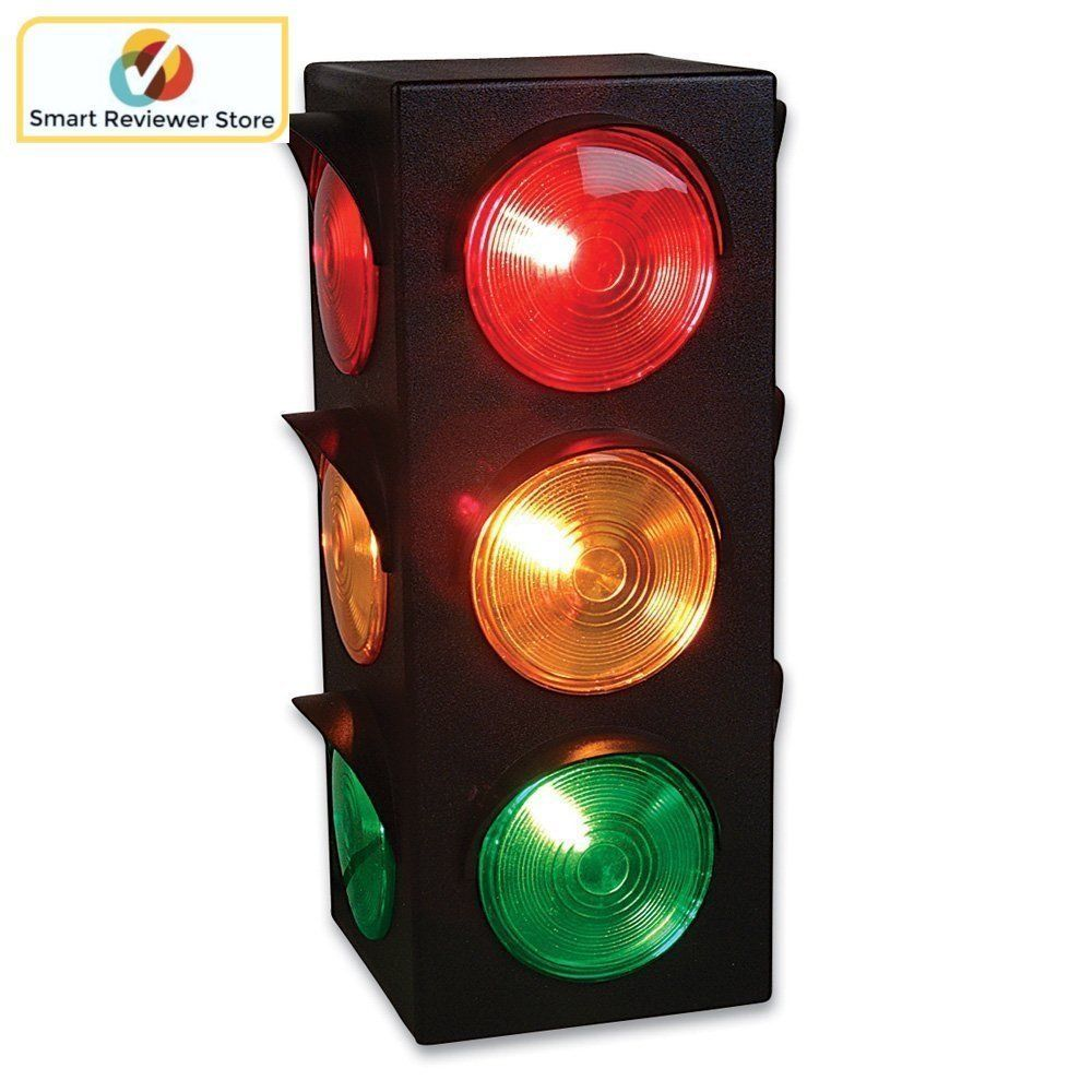 Large Blinking Flashing Traffic Light Signal Party Lamp 3