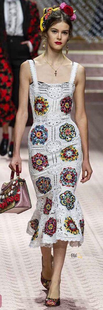 434597f930 Dolce Gabbana Spring Summer 2019