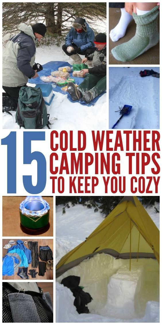 Photo of 12 Winter Camping Tips That'll Keep You Cozy