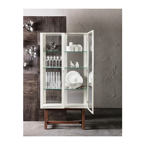 Stockholm Glass Door Cabinet Ikea Glass Door Cabinet In Durable