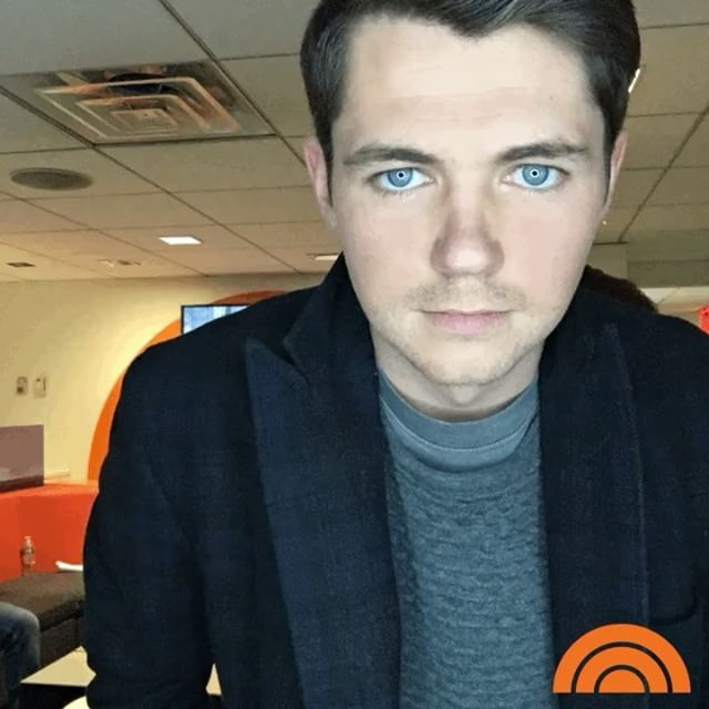 Damianmcginty When You Do The Todayshow And They Ask For You To