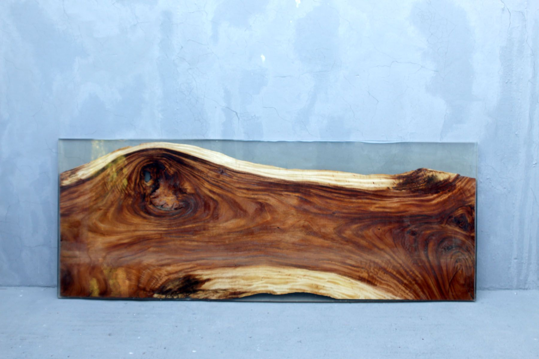 Inquire at dominique@yabdesign.com MaterialAcacia Wood and Clear Cast Resin Lenght (cm)244 Width (cm)90 Height (cm) 75 CBM2.290 Lenght (inch)96.06 Width (inch)35.43 Height (inch)29.53  MaterialAcacia Wood and Clear Cast Resin Lenght (cm)244 Width (cm)90 Height (cm) 75 CBM2.290 Lenght (inch)96.06 Width (inch)35.43 Height (inch)29.53