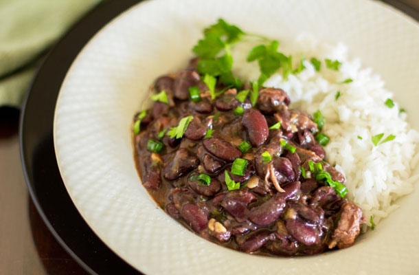 Photo of Red Beans and Rice with Tasso from MJ's Kitchen