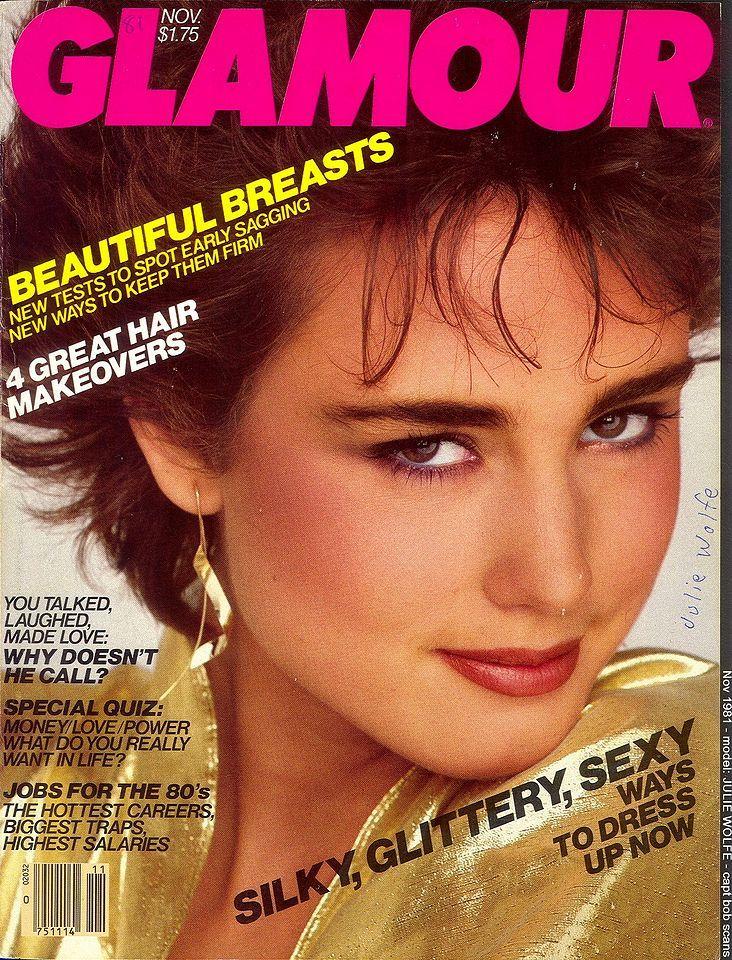 11 1981 Julie Wolfe | 1981 Cosmopolitan, Elle, Vogue and ...