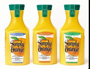 Tropicana Simply Orange