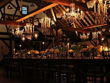 Intimate Wedding Dinner Inside The Gorgeous Brown Barn Max 200 Guests Intimate Wedding Venues Romantic Candlelight Intimate Wedding