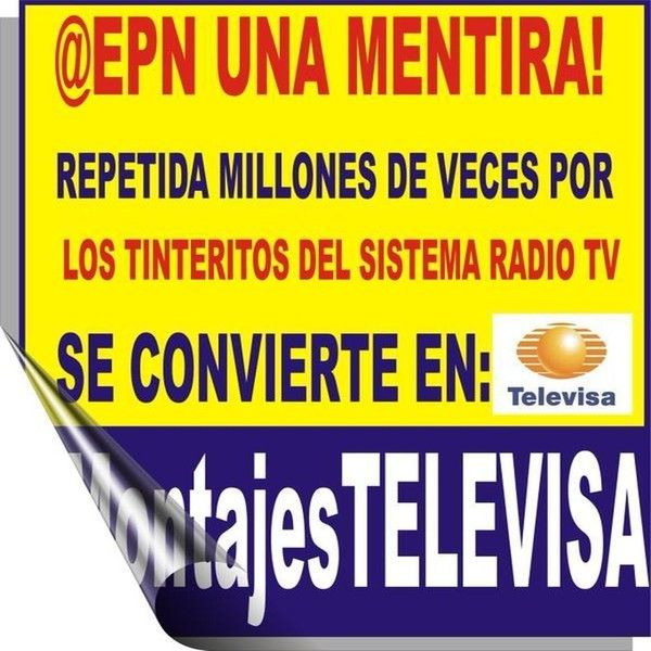 #PRIAN @GlenVillarreal @FelipeCaldeRON @epn nuevo intento de difamar a #Morena @lopezobrador_ @diazpol Resultó fallido!