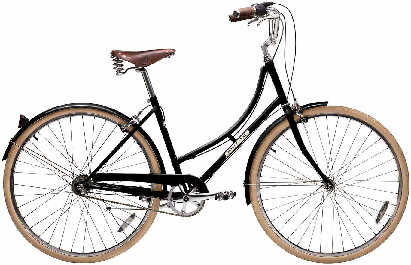 Papillionaire Sommer A Ladies Bike Bicycle Vintage Bikes