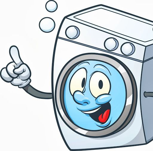 Mr Bubbles Coin Laundry Google Mesin Cuci Seni Animasi