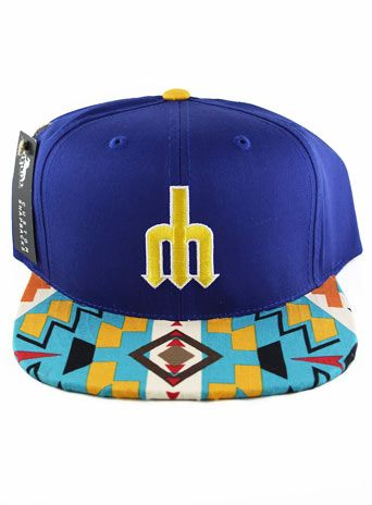 Agora Vintage Seattle Mariners Snapback Hat  21e6d8e4a0b