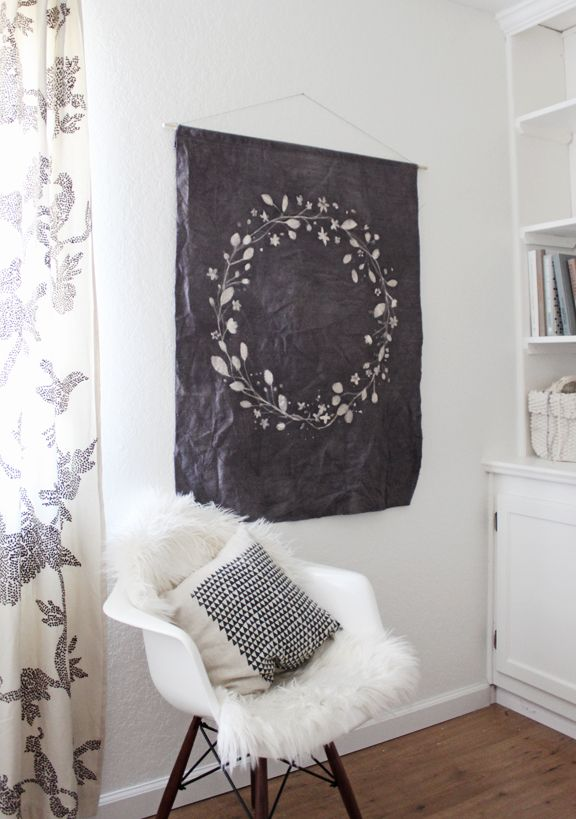 Cool Things To Hang On Wall 10 things to hang instead of yet another gallery wall | tapestry