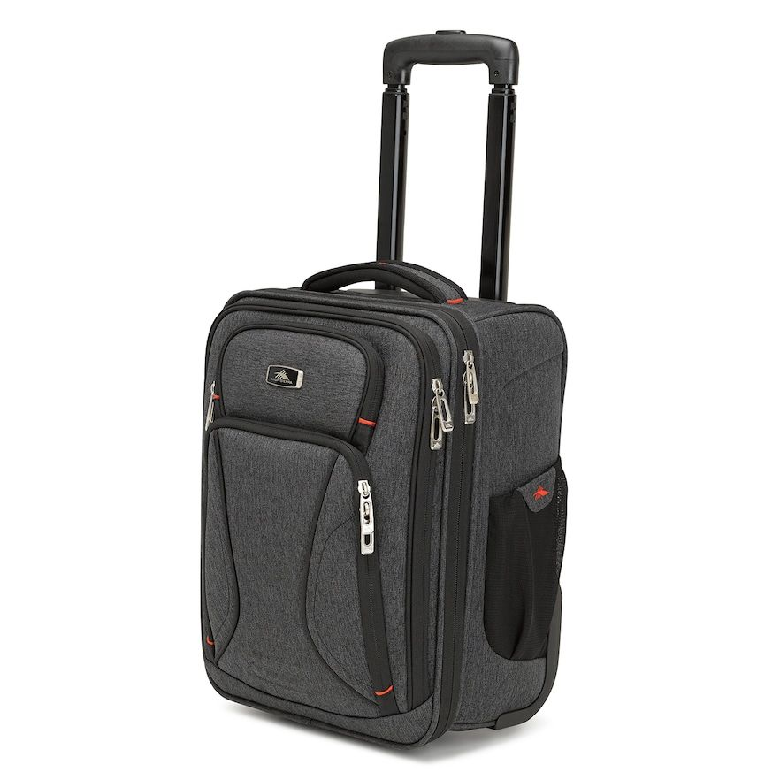 b2049168e017 Travelers Club® 32-Inch Compactable Rolling Duffel with Side Pockets ...