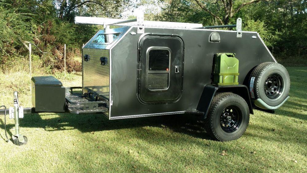 Vintage trailer Works XTR Off-Road Teardrop Camper | Pinterest ...