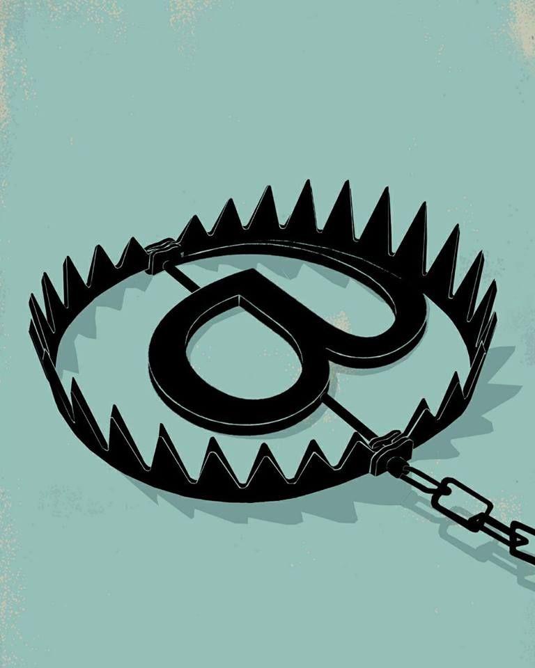 """Eva Vázquez    Ilustración para EL PAÍS """" Una pelea justa por la verdad """" artículo de Timothy Garton Ash - Opinión"""