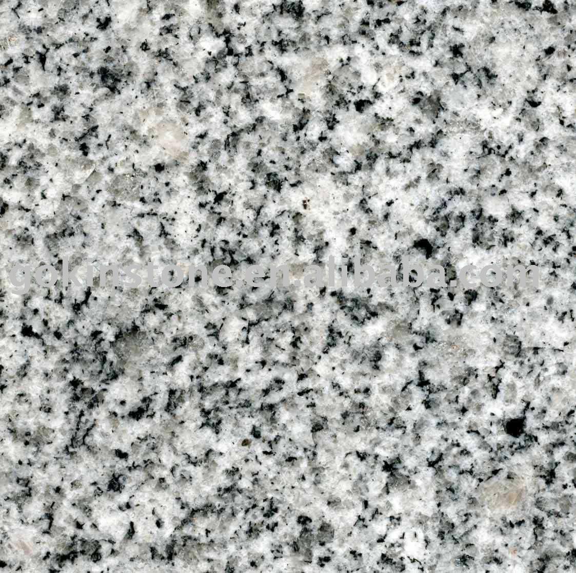 Salt and pepper granite