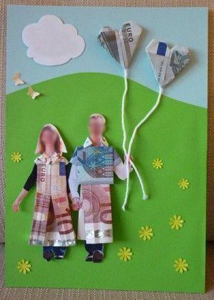 Es steht eine hochzeit ein geburtstag oder eine babyparty an 8 lustige geld geschenk ideen - Bastelideen zum geburtstag ...