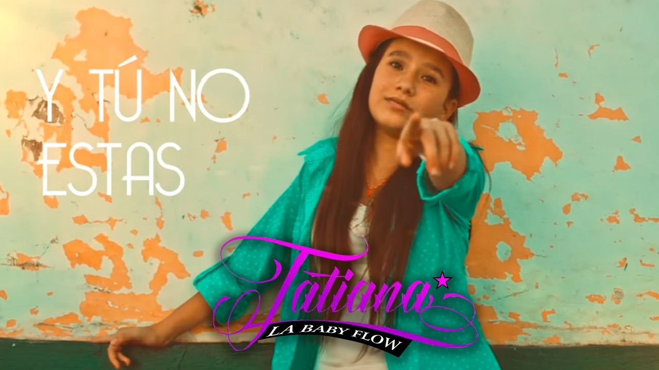 Tatiana La Baby Flow Eres Tú Video Lyrics Youtube Bucket Hat