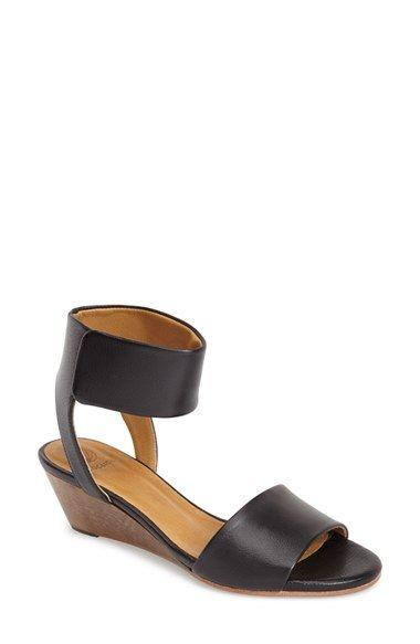 Coclico Kerel Leather Wedge Sandal Women Nordstrom Leather Wedge Sandals Wedge Sandals Womens Sandals