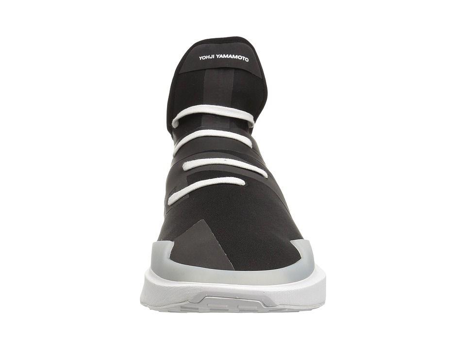 951153f25ed8 adidas Y-3 by Yohji Yamamoto Y-3 Noci Low Men s Shoes Core Black Core Black Crystal  White