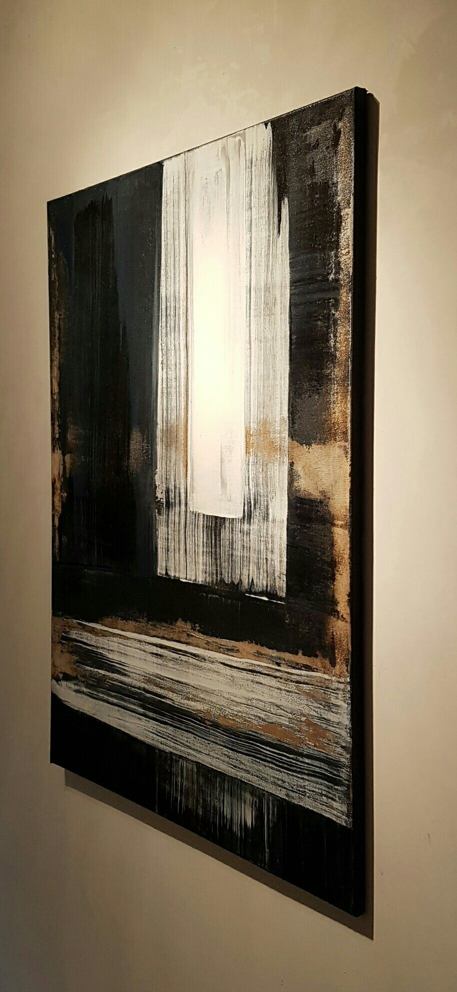 Frédéric Halbreich | Abstract Painting | Pinterest | Abstrakte ...