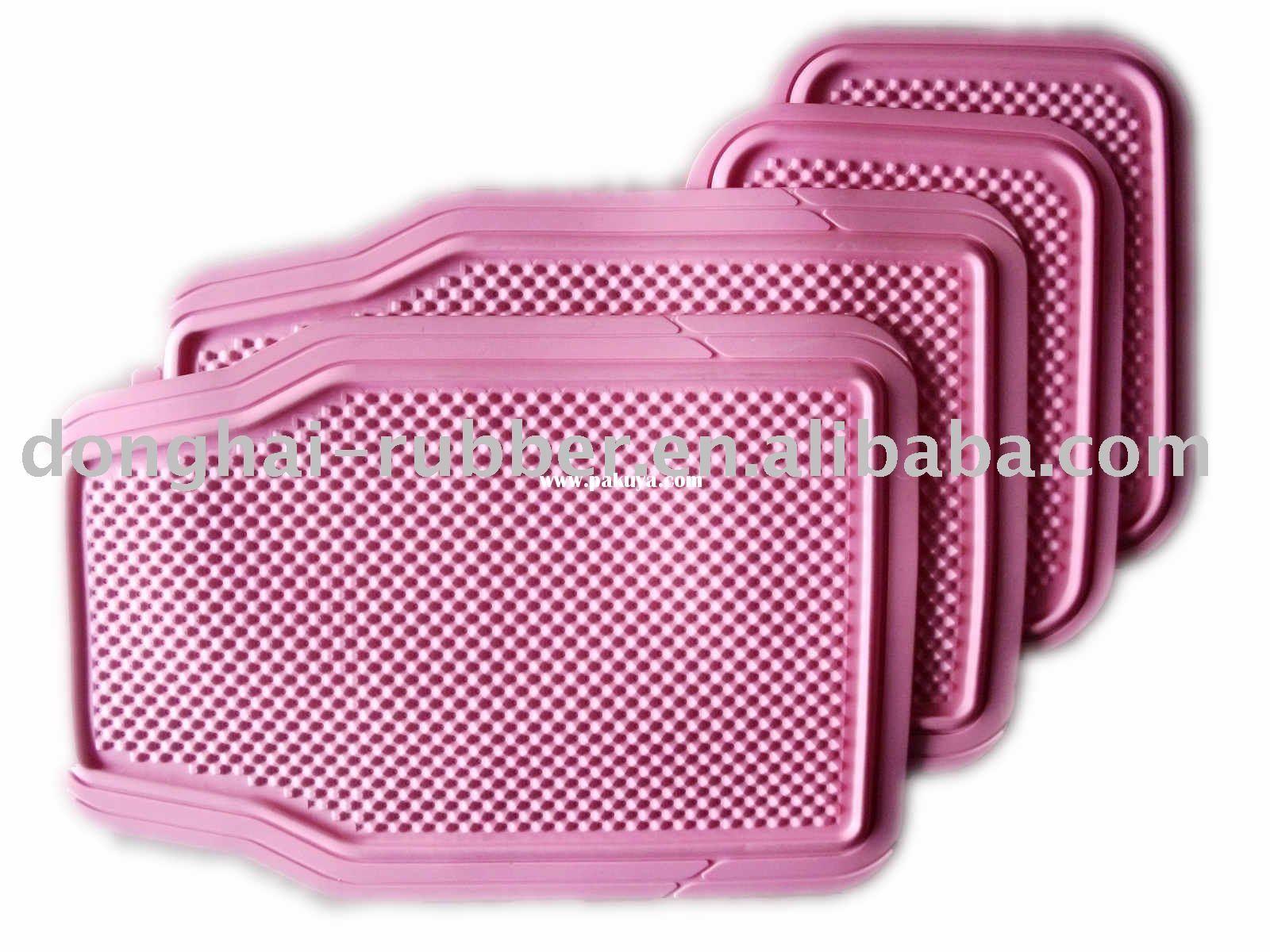 Pink Rubber Car Floor Mats Flooring Ideas and Inspiration