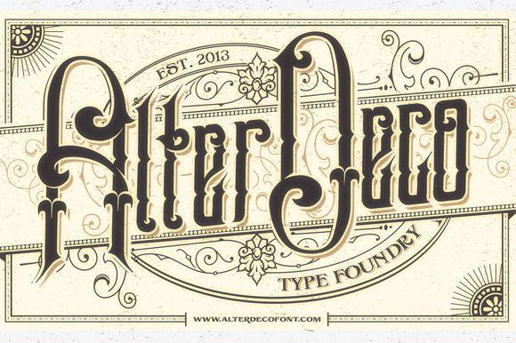 20 Old School Fonts For Creating Vintage Sign Art Creative Market Blog Old School Fonts Typographic Poster Typographic Poster Design