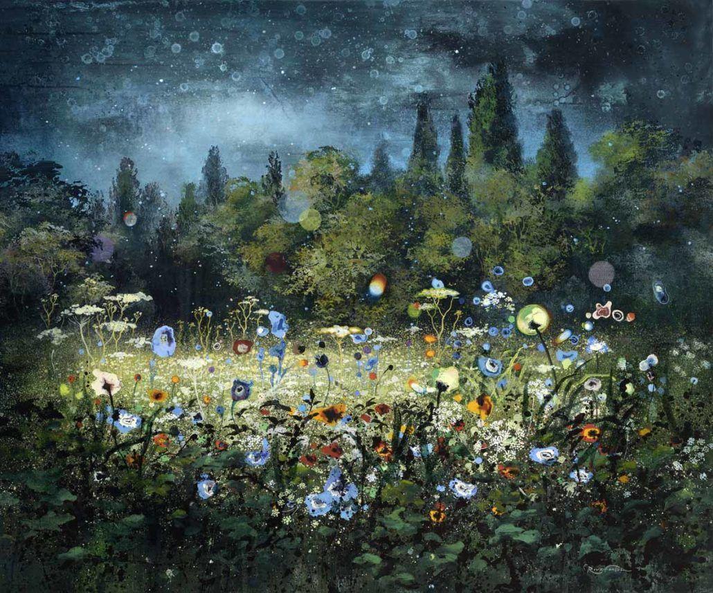 Eric ROUX-FONTAINE - Galerie Felli | Tableau, Art paysagiste, Comment  peindre