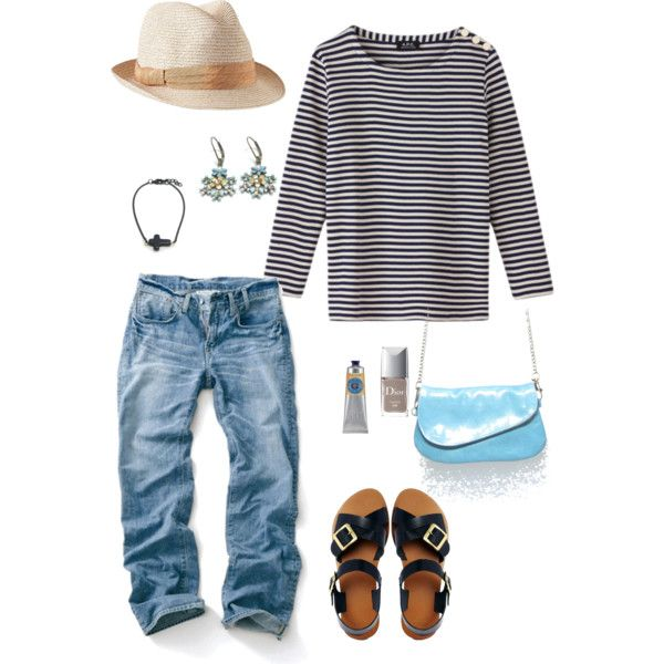 """Casual style"" by merrily-shop on Polyvore"