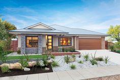 Facades | Single Storey | House Plans | Home Designs | Custom Home ...