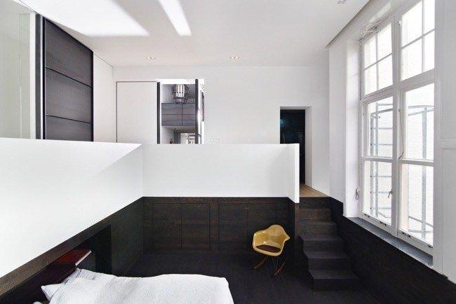 Moderno loft en Ámsterdam