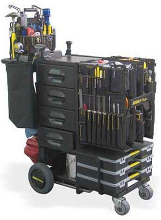 Modify Use W Machine Body As Base Tool Organizers Mobile Shop Jpg With Images Tool Box Organization Tool Organizers Tool Storage