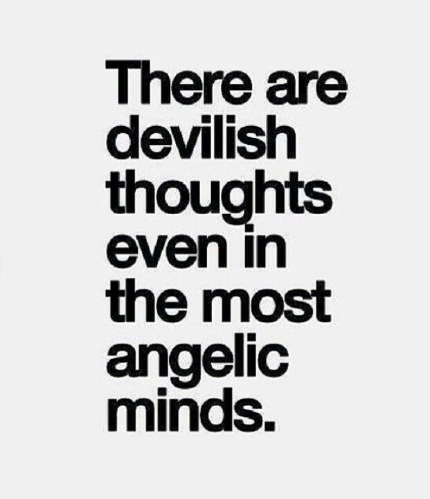 Devils And Angels Words Demonic Quotes
