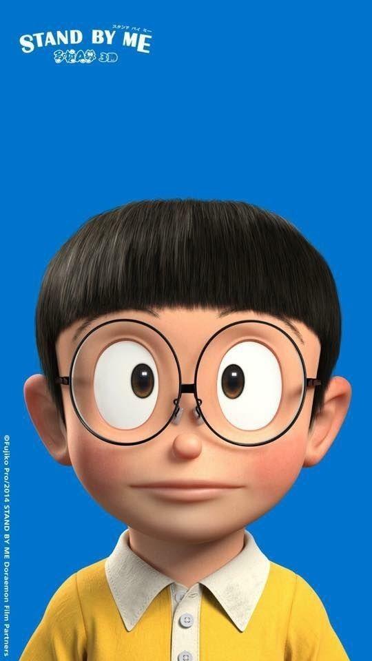 Gambar Kartun Nobita : gambar, kartun, nobita, Nobita, Kartun,, Wallpaper, Kartun, Lucu,