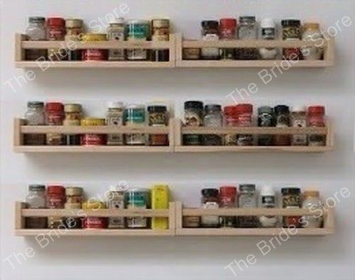 spice rack shelves - Google Search