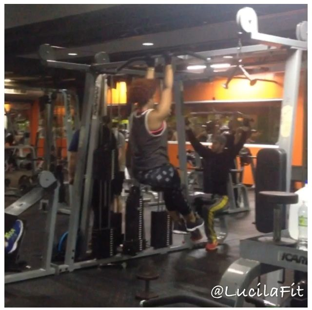 LucilaFit ॐ: How often should I do pull ups?