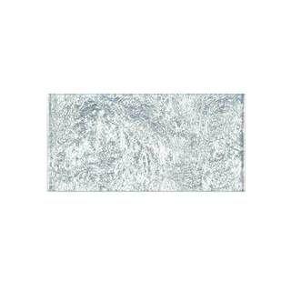 Silver Foil Subway 5.5 Square Foot Tiles (44 Pieces per Unit)
