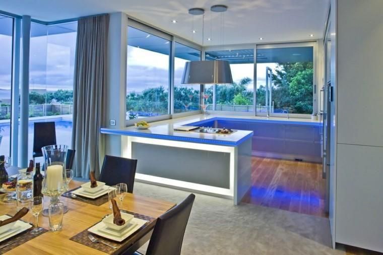 LED-Beleuchtung \u2013 75 unglaubliche Ideen für Zuhause Interior - spiegel badezimmer mit beleuchtung