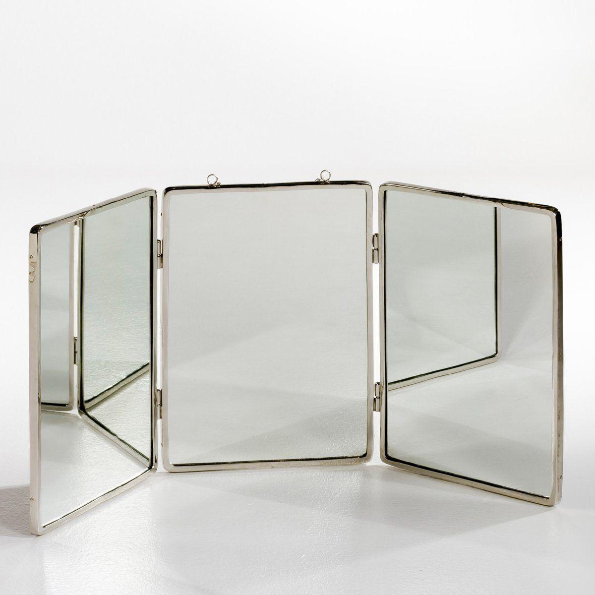 Miroir petit mod¨le L55 x H27 cm Barbier
