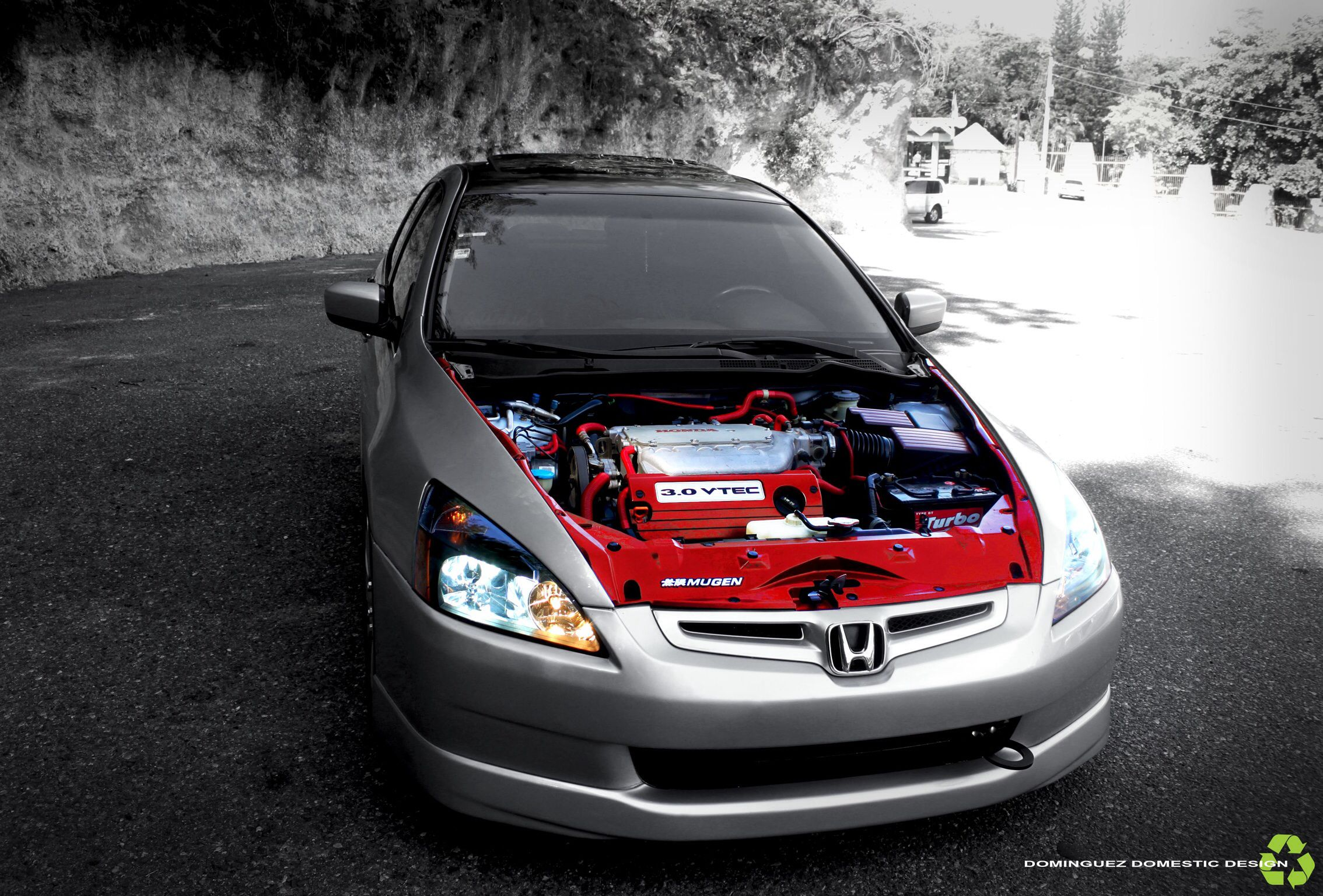 Check Out This Customized 2003 Accord V6 Custom Hondas